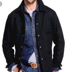 Wallace and Barnes J.Crew wool  jacket   brand new